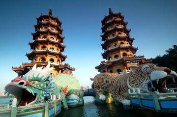 台湾第二の都市、高雄市の調査