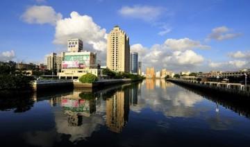 台湾の古都・台南での調査