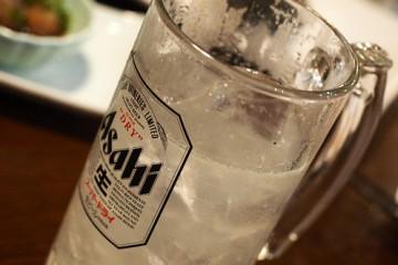 林森北路の日本居酒屋