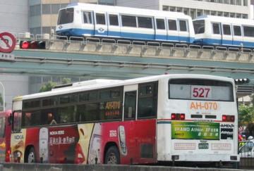 台湾の高速バス