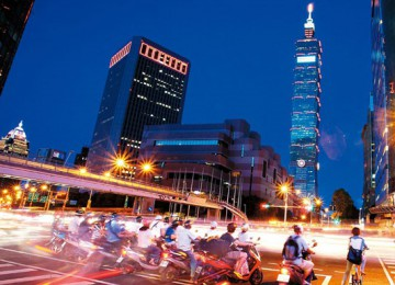 近年の台湾経済