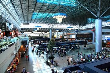 台湾桃園国際空港の調査