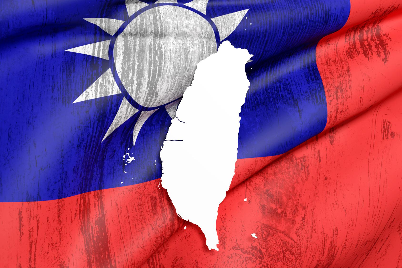 台湾調査エリア