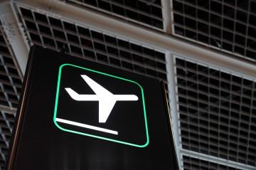 台湾旅行者を日本から空港経由で現地まで追跡