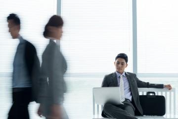 台湾の企業に潜入調査