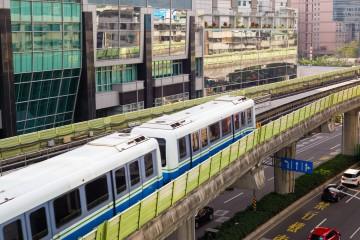台湾最大の都市、台北