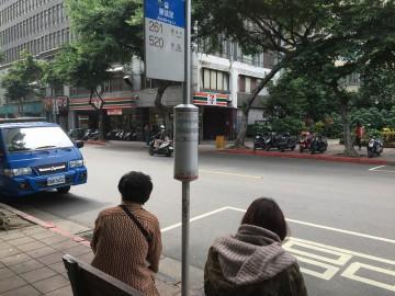 日本とは違う台湾のバス